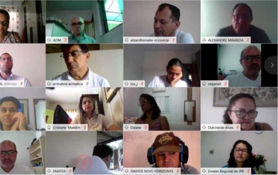 Revista AgroRondônia - Emater Rondônia lança...